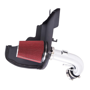 Car Heat Shield Cold Air Intake Pipe Induction System For Ford Mustang 11-14 V8 5.0L